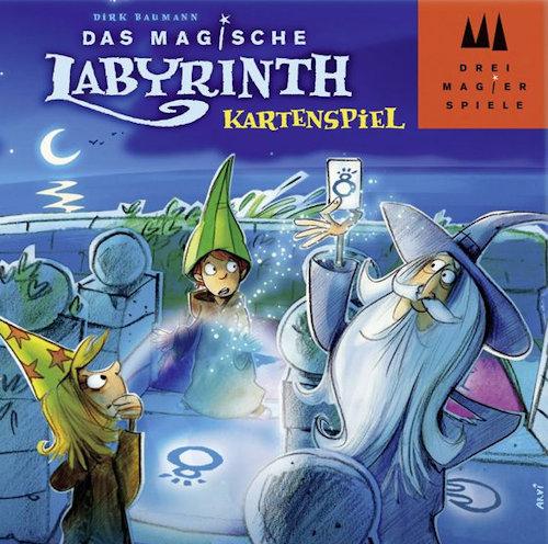 """Rezension """"Das Magische Labyrinth Kartenspiel"""""""