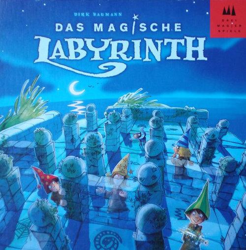 """Rezension """"Das Magische Labyrinth"""""""