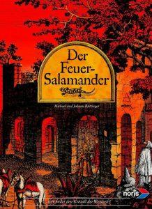 "Rezension ""Der Feuer-Salamander"""