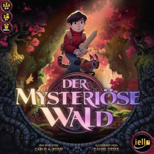 "Rezension ""Der Mysteriöse Wald"""