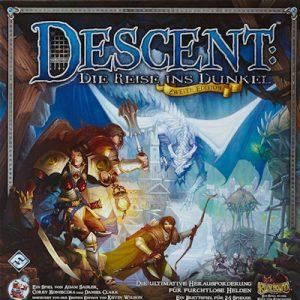"Rezension ""Descent: die Reise ins Dunkel (2. Edition)"""