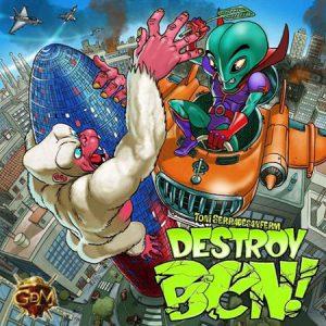 """Rezension """"Destroy BCN!"""""""