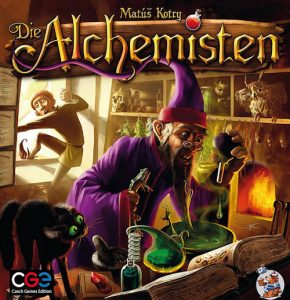 "Rezension ""Die Alchemisten"""