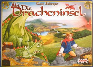 """Rezension """"Die Dracheninsel"""""""