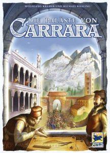 """Rezension """"Die Paläste on Carrara"""""""