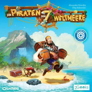 """Rezension """"Die Piraten der 7 Weltmeere"""""""