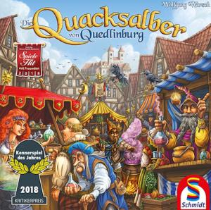 """Rezension """"Die Quacksalber von Quedlinburg"""""""