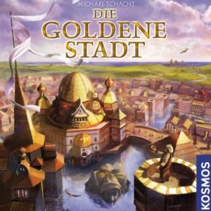 "Rezension ""Die Goldene Stadt"""