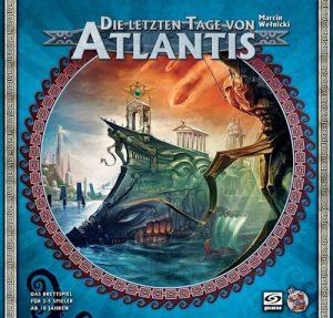 """Rezension """"Die letzten Tage von Atlantis"""""""