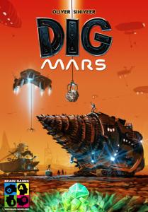 """Rezension """"Dig Mars"""""""