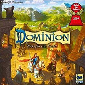 """Rezension """"Dominion"""""""