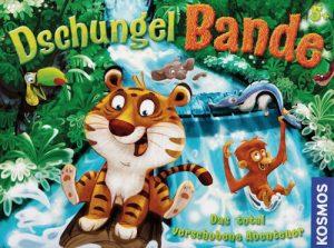 """Rezension """"Dschungelbande"""""""