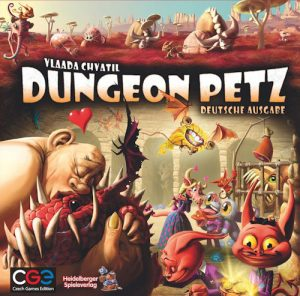 "Rezension ""Dungeon Petz"""