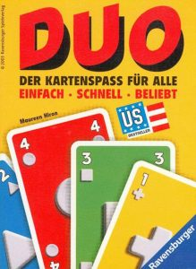 "Rezension ""Duo"""