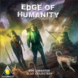 """Rezension """"Edge of Humanity"""""""