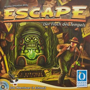 "Rezension ""Escape"""