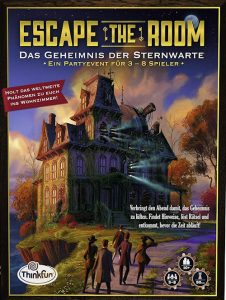 "Rezension ""Escape the Room"""