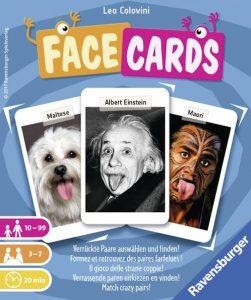 """Rezension """"Facecards"""""""