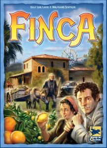 "Rezension ""Finca"""