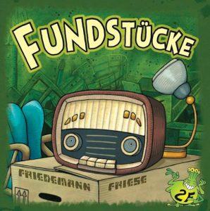 "Rezension ""Fundstücke"""
