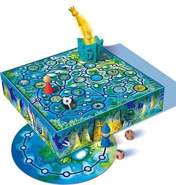 Der Verzauberte Turm (Drei Magier Spiele)
