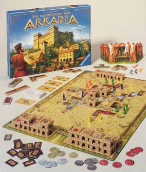 Die Baumeister von Arkadia (Ravensburger)