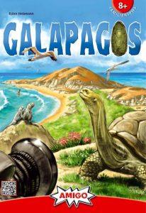 "Rezension ""Galapagos"""