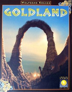 "Rezension ""Goldland"""