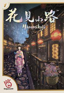 "Rezension ""Hanamikoji"""