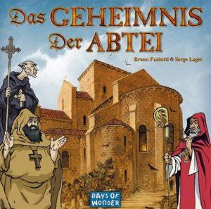 """Rezension """"Das Geheimnis der Abtei"""""""