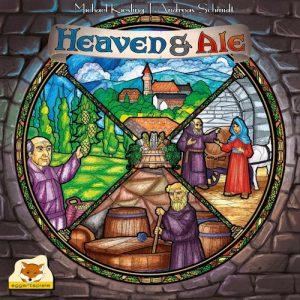 """Rezension """"Heaven & Ale"""""""