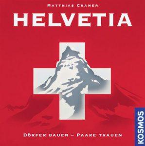 """Rezension """"Helvetia"""""""
