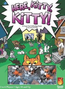 "Rezension ""Here, Kitty, Kitty!"""