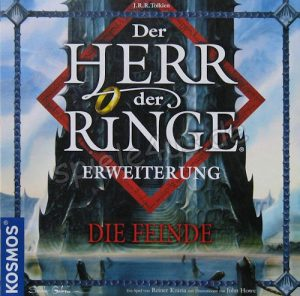"""Rezension """"Herr der Ringe – die Feinde"""""""