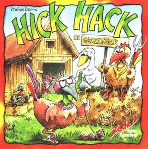 "Rezension ""Hick Hack im Gackelwack"""