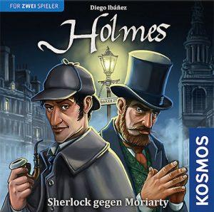 """Rezension """"Holmes – Sherlock gegen Moriarty"""""""