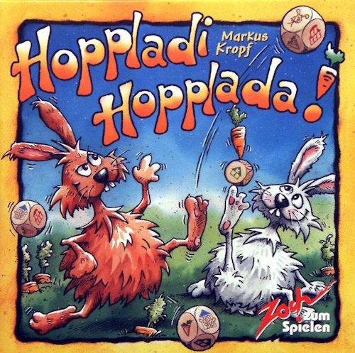 "Rezension ""Hoppladi Hopplada!"""
