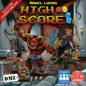 "Rezension ""High Score"""
