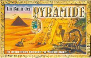 """Rezension """"Im Bann der Pyramide"""""""