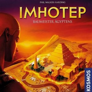 "Rezension ""Imhotep"""