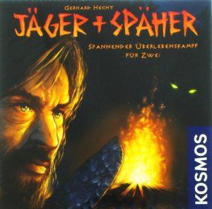 "Rezension ""Jäger + Späher"""