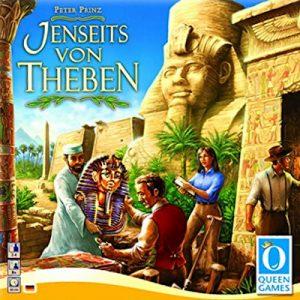 """Rezension """"Jenseits von Theben"""""""