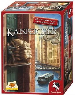 Kaispeicher (Eggertspiele/Pegasus)