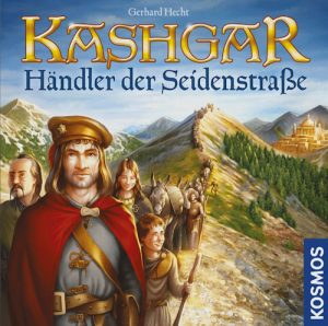"Rezension ""Kashgar"""