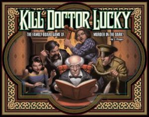 "Rezension ""Kill Doctor Lucky"""
