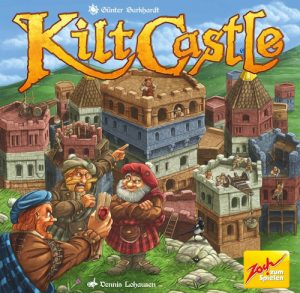"Rezension ""Kilt Castle"""