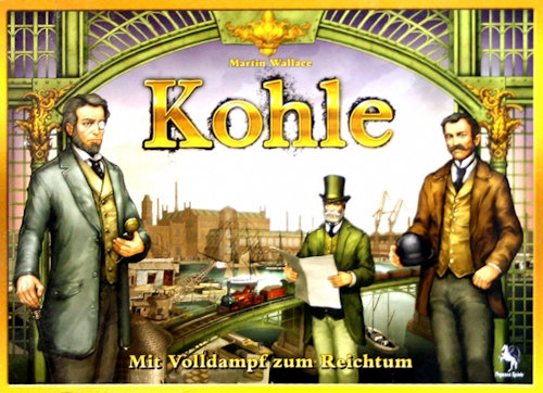 "Rezension ""Kohle"""