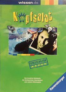 "Rezension ""Kopfsalat"""