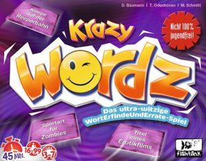 """Rezension """"Krazy Wordz"""""""
