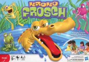 "Rezension ""Kroko Frosch"""